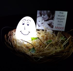 Mother Nest Lamp