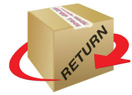 Returns and refund policy