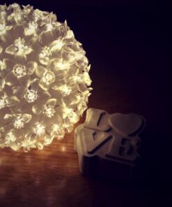 led bouquet - round lamp