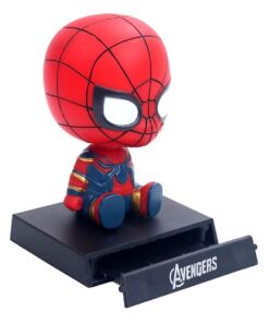 Baby Spidey Bobble Head