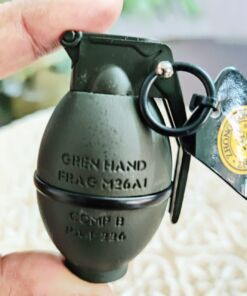 Grenade Shaped Lighter