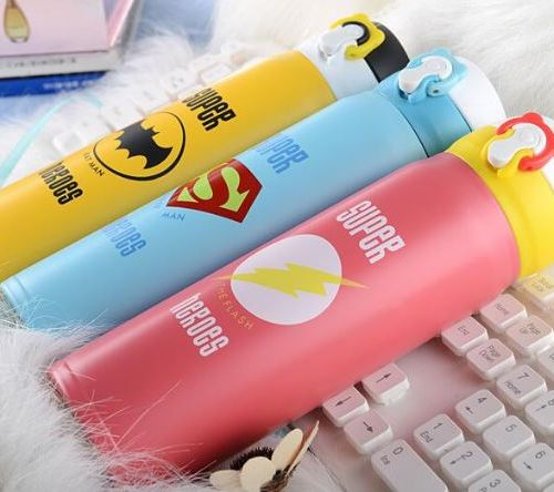 Super Hero Bottle - Flask