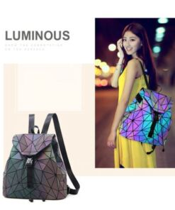 Luminous Reflective BackPack
