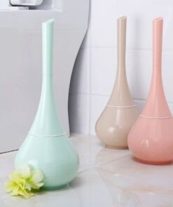 Beautiful Bathroom Brush and Vase