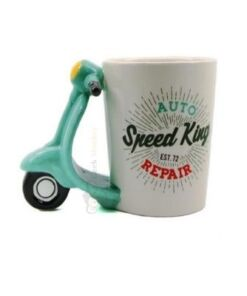 Scooter Mug - For the Speed King