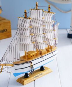Sail Boat Model - Sailor Gifts