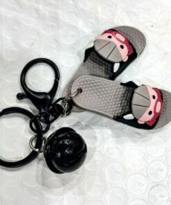SuperHero Slipper Keychain - thor
