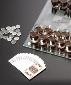 Drinking Chess Game