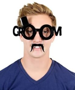 Groom Party Glasses