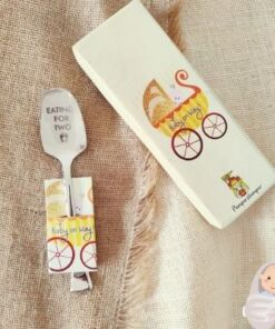 spoon for expecting mom