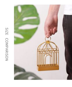 Cage coil holder