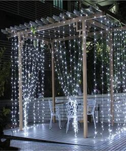 led curtain lights for home