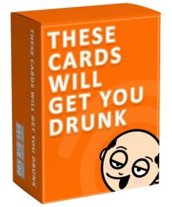 Drinking Cards Game