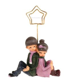 Madly in Love - Couple Photo Holder