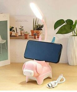 Dog Lamp - LED Table Lamp with USB Charging